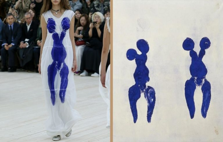 Read more about the article Céline and Yves Klein 2017