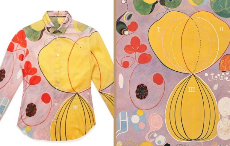 Read more about the article Acne Studios and Hilma af Klint 2014