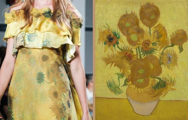 Read more about the article Rodarte and Vincent van Gogh 2012