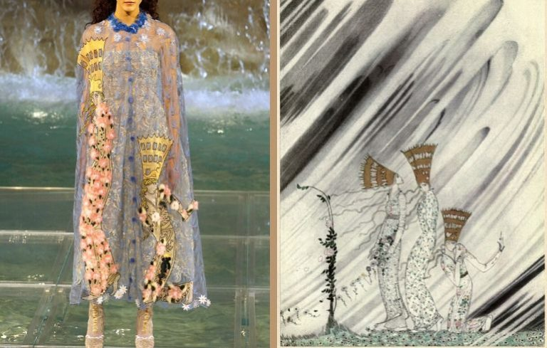 Read more about the article Fendi and Kay Nielsen 2016