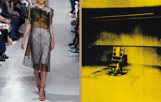 Calvin Klein and Andy Warhol 2017-2020