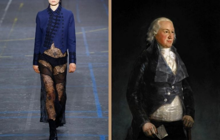 Read more about the article John Galliano and Francisco de Goya 2016